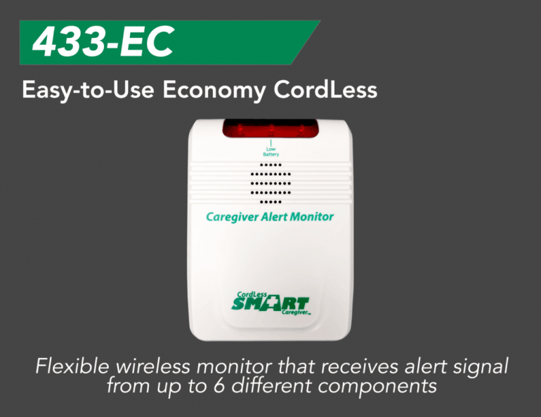 Easy to use Economy Cordless Monitor